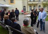 Pavel Svoboda se seniory spontánně pohovořil, autor: Radka Baloghová